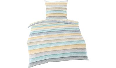BIERBAUM Bettwäsche »Candy Stripes«, mit Streifen kaufen