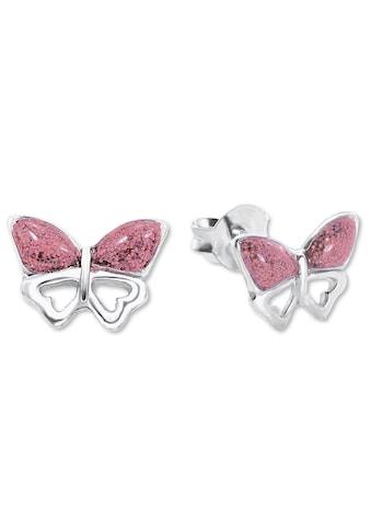 Amor Paar Ohrstecker »Schmetterling, 2021288« kaufen