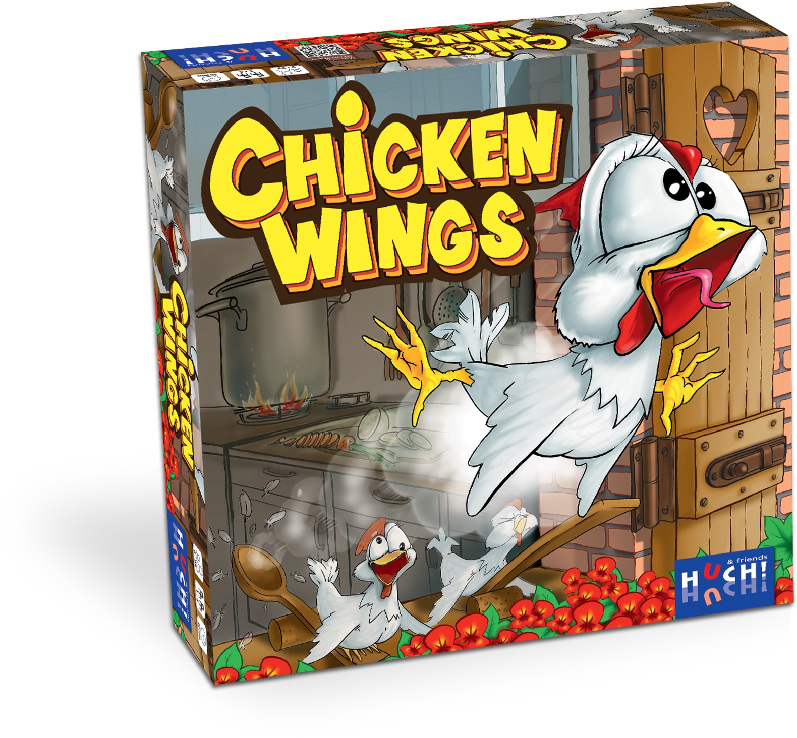 Spiel Chicken Wings