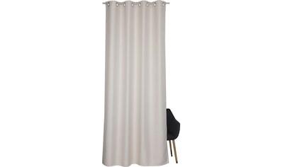 SCHÖNER WOHNEN-Kollektion Vorhang »Opaco«, HxB: 250x140 kaufen