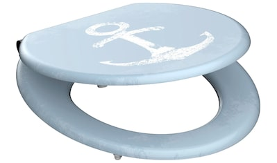 SCHÜTTE WC - Sitz »Marine Style«, mit Absenkautomatik kaufen