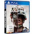 Call of Duty Black Ops Cold War PlayStation 4
