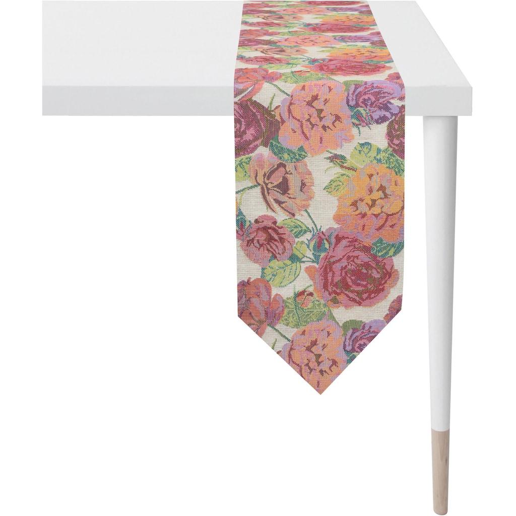APELT Tischband »1553 Summergarden«, (1 St.), Gobelingewebe