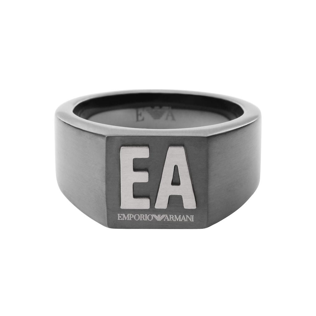 Emporio Armani Fingerring »ESSENTIAL, EGS2755060«