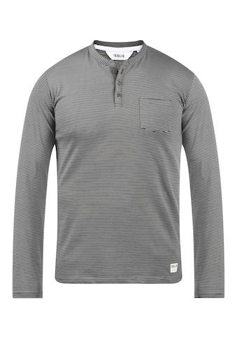 Solid Langarmshirt »Alphios« kaufen