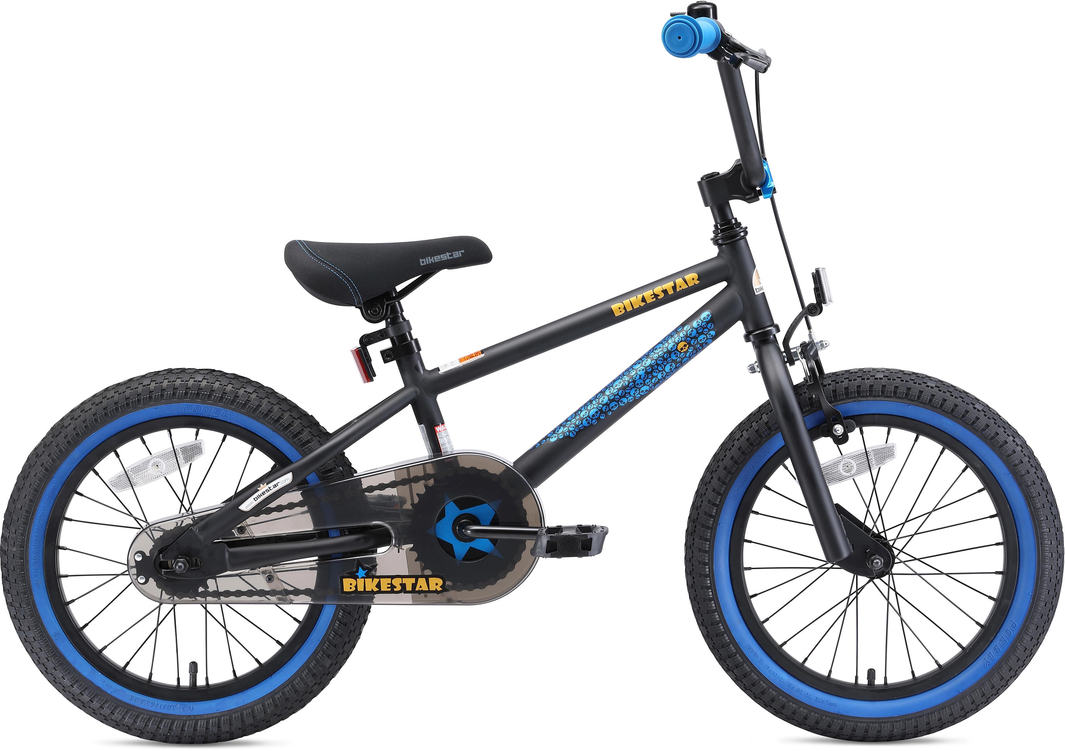 Bikestar Kinderfahrrad 1 Gang Fahrrad Kinder Kinderfahrräder Fahrräder Zubehör
