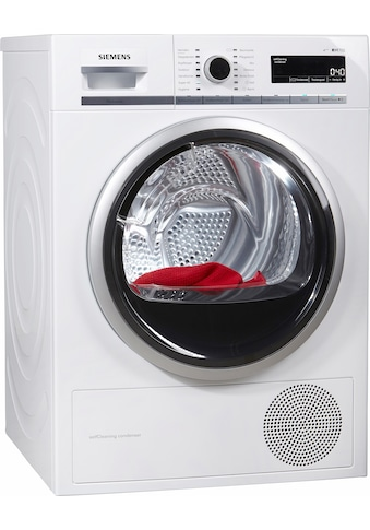 SIEMENS Wärmepumpentrockner iQ700 WT47W5W0, 8 kg kaufen