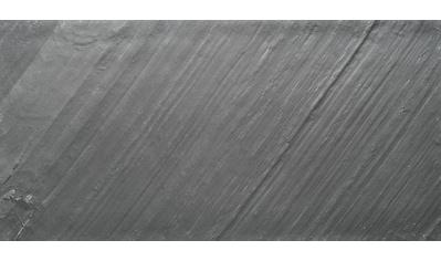 Slate Lite Dekorpaneele »EcoStone D-Black 45°«, aus Echtstein kaufen