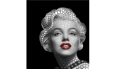 Vliestapete »Ben Heine Circlism: Marilyn Monroe«, Wall - Art kaufen