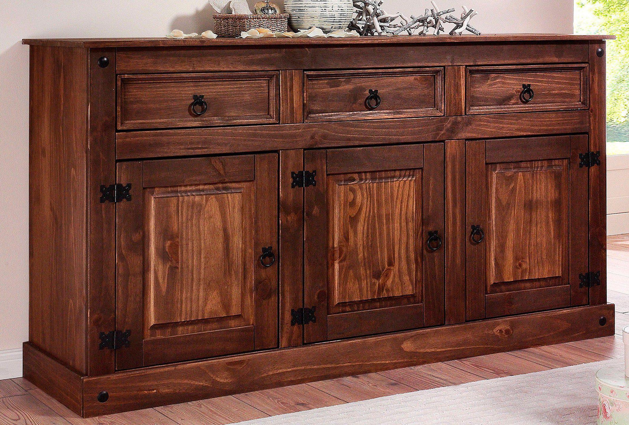 Sideboard, Home affaire, Breite 151 cm, Höhe 84 cm