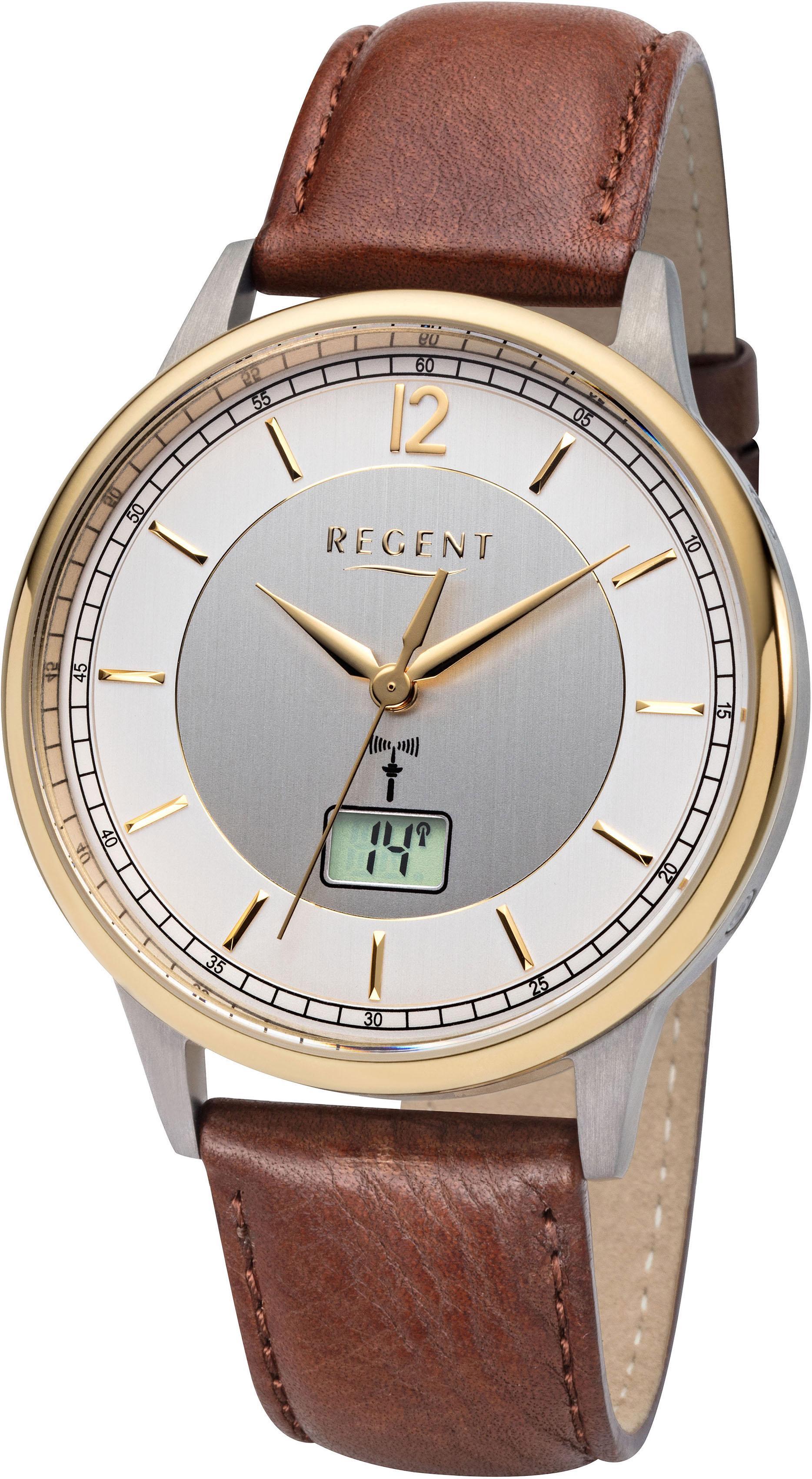 Regent Funkuhr 1856.91.11, FR251 | Uhren | Regent