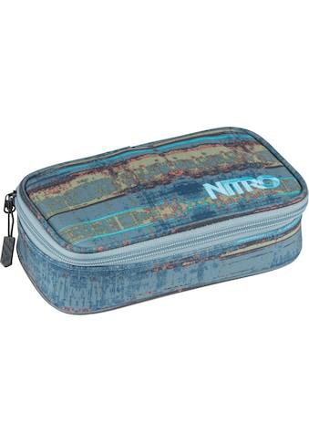 NITRO Federtasche »Pencil Case XL, Frequency Blue« kaufen