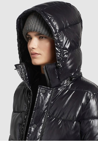 khujo Steppjacke »Blondie Shiny«, stlyische Puffer Jacke mit hochschließenden Kragen kaufen