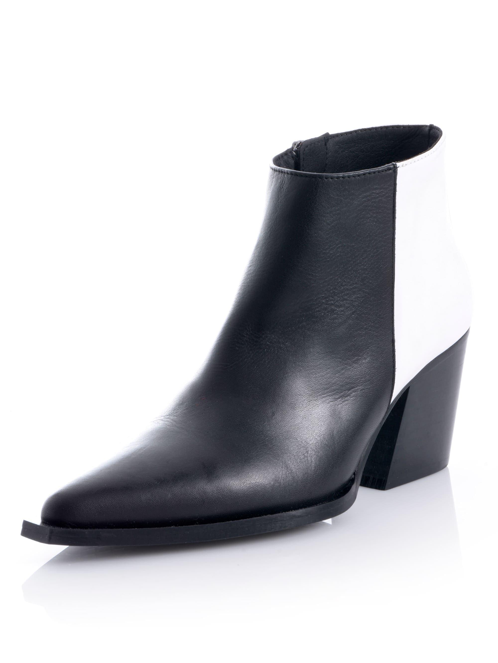 alba moda -  Ankleboots, im Cowboy-Style