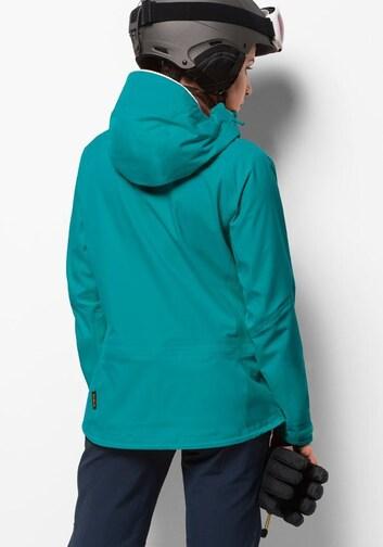 jack wolfskin exolight range jacket damen