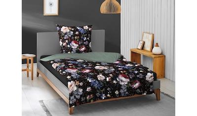 Irisette Wendebettwäsche »Opal 8817«, floraler Digitaldruck kaufen