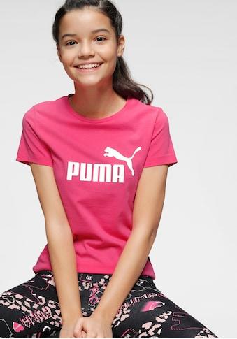 PUMA T - Shirt »ESSENTIAL TEE GIRLS« kaufen