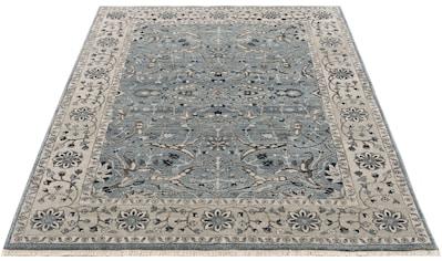 Teppich, »Alison«, Home affaire, rechteckig, Höhe 9 mm, maschinell gewebt kaufen
