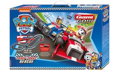 """Carrera® Autorennbahn """"Carrera® GO!!!  -  Paw Patrol"""", (Streckenlänge 4,3 m) kaufen"""