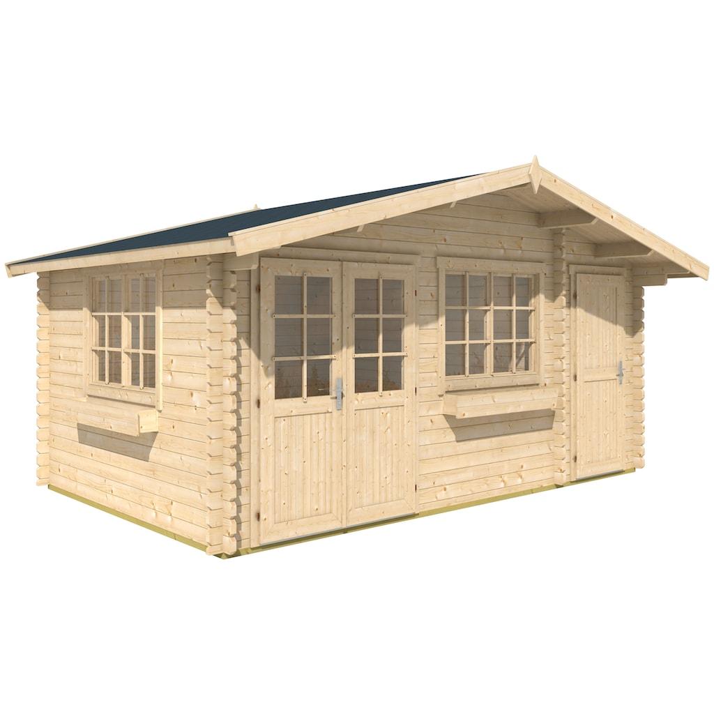 Nordic Holz Gartenhaus »Borkum 4«