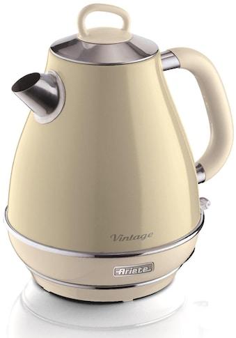 Ariete Wasserkocher, 2869 CR Vintage, 1,7 Liter, 2200 Watt kaufen