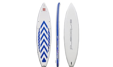 Airboard Inflatable SUP-Board »Airboard STRIDER«, (Set, 5 tlg., mit Pumpe und... kaufen