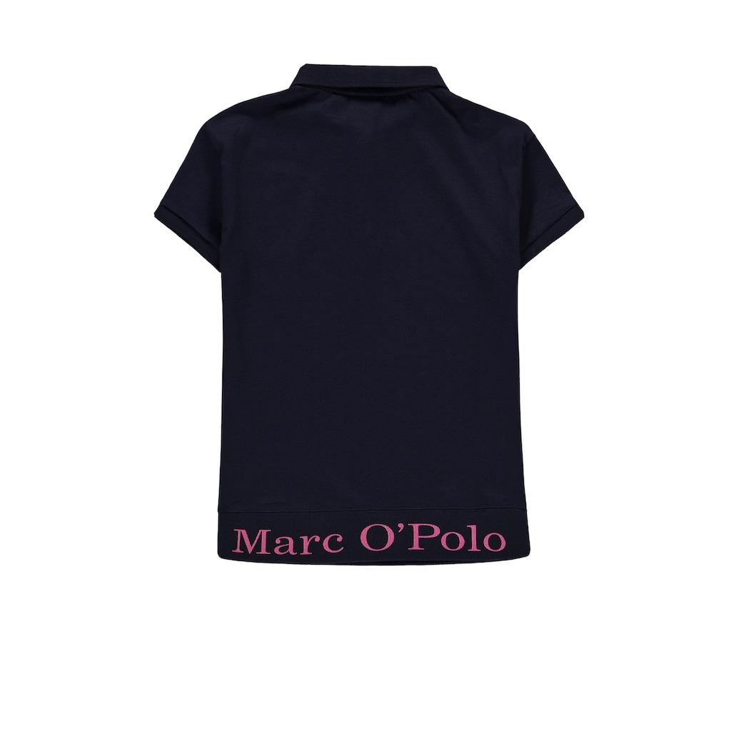 Marc O'Polo Junior Poloshirt, klassischer Polokragen