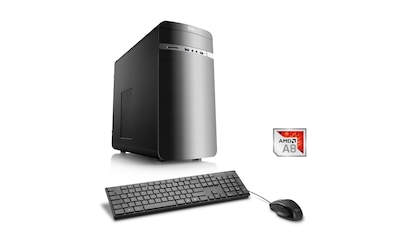 CSL Multimedia PC | AMD A8 - 7680 | Radeon R7 | 8 GB RAM | WLAN »Sprint T4366 Windows 10 Home« kaufen