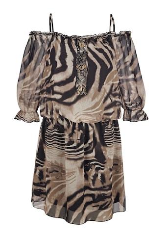 Amy Vermont Kleid allover bedruckt kaufen