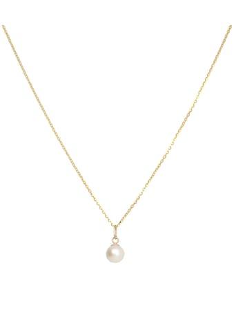 Vivance Kette mit Anhänger »Perlenanhänger« kaufen