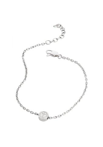 CAÏ Armband »925/ -  Sterling Silber rhodiniert Peace« kaufen