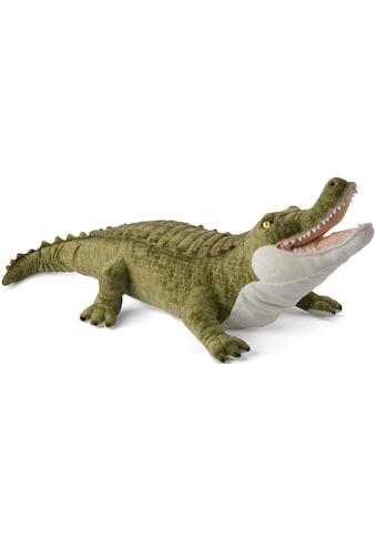 WWF Kuscheltier »Plüschtier Krokodil 58 cm«, enthält recyceltes Material (Global... kaufen
