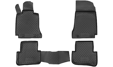 WALSER Passform - Fußmatten »XTR«, für Mercedes - Benz C - Klasse (W204) BJ 01/2007  -  01/2015 kaufen