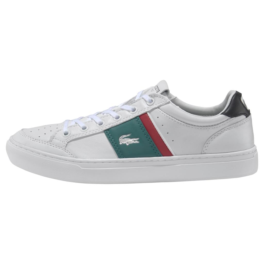 Lacoste Sneaker »COURTLINE 120 2 US CMA«