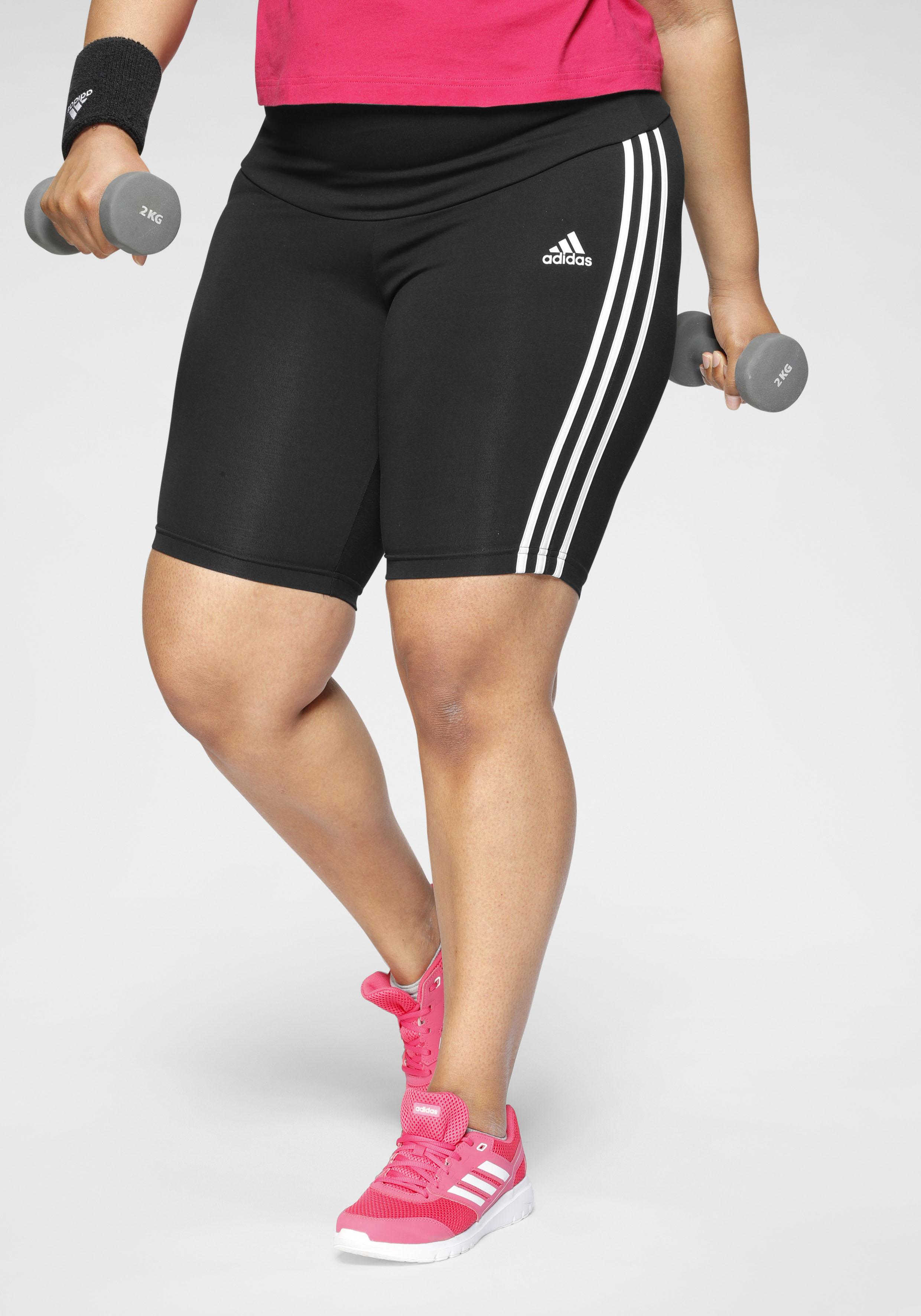 adidas performance -  Shorts WOMEN MUST HAVE COTTON SHORT