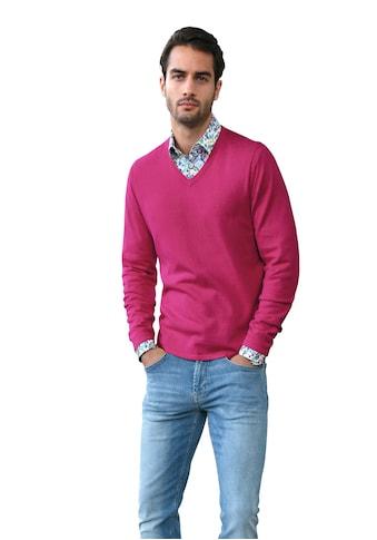 Louis Sayn Strickpullover »V-Pullover«, mit Kaschmir kaufen