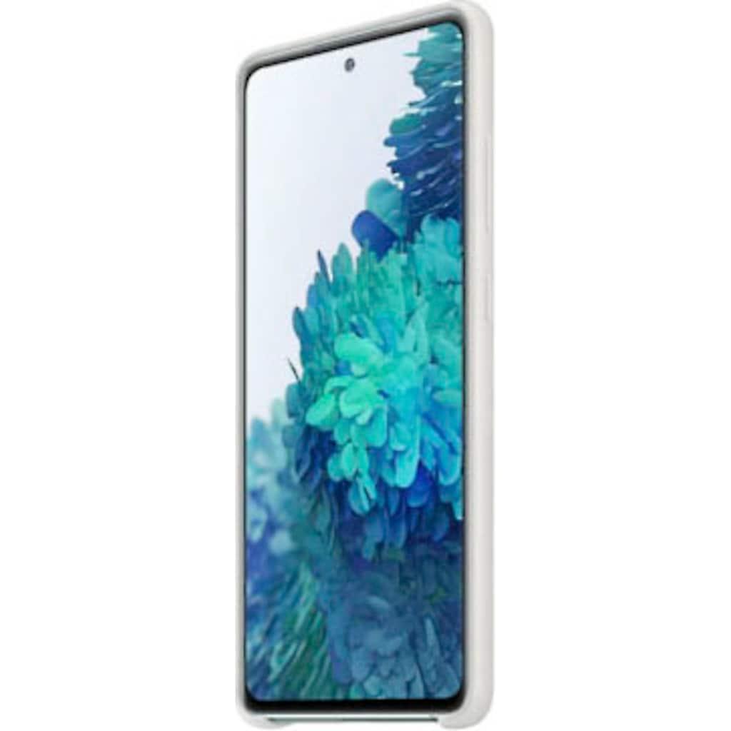 Samsung Smartphone-Hülle »Silicone Cover EF-PG780 für das Galaxy S20 FE«, Smartphones
