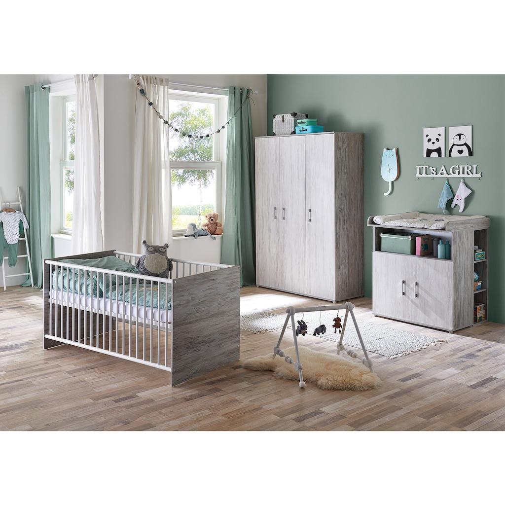 arthur berndt Babyzimmer-Komplettset »Isabella«, (Set, 4 tlg.), Made in Germany