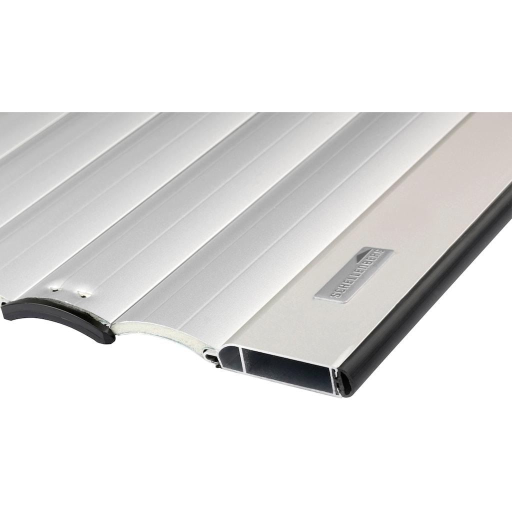 SCHELLENBERG Aufsatzrollladen Aluminium, für Roro-Fenster 100x135 cm