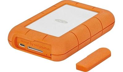 "LaCie externe HDD-Festplatte »Rugged RAID Pro 4TB«, 2,5 "" kaufen"