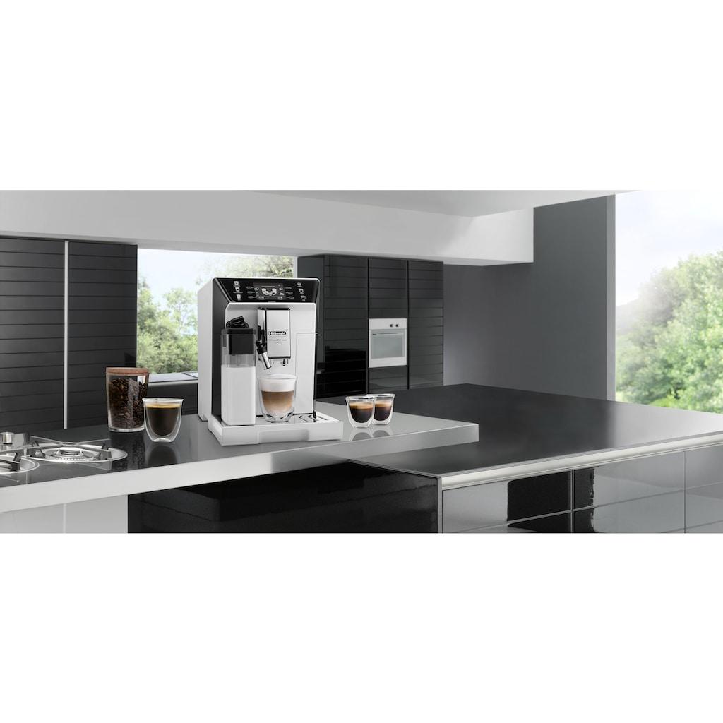 De'Longhi Kaffeevollautomat »PrimaDonna Class ECAM 550.65.W, weiß«