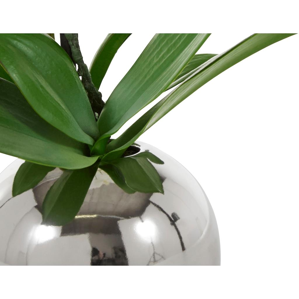 Guido Maria Kretschmer Home&Living Kunstorchidee »Voguish«, im Keramiktopf