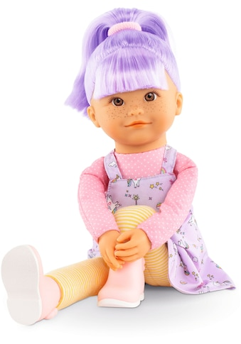 Corolle® Babypuppe »Rainbow Doll Iris«, mit Vanilleduft kaufen