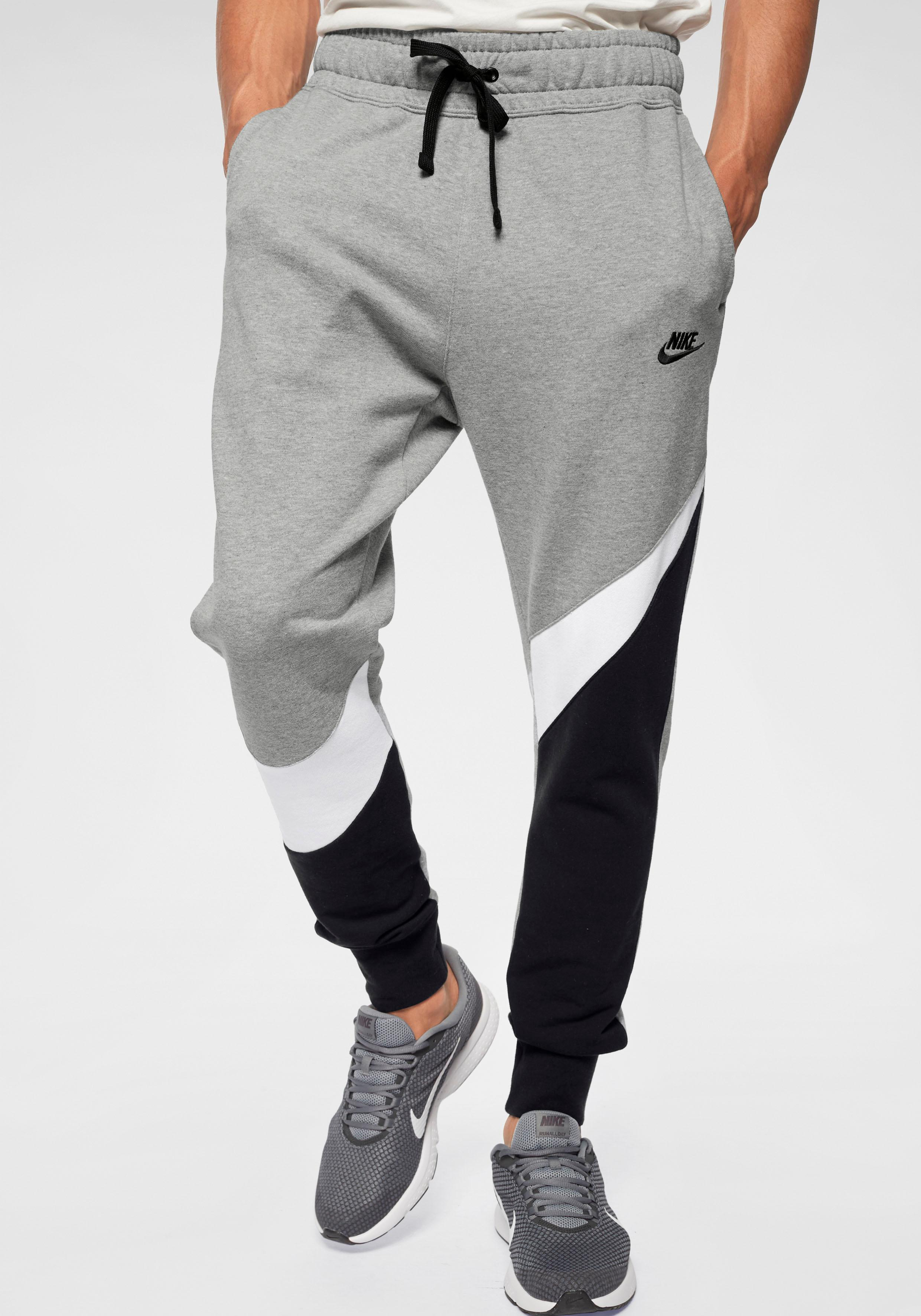 Nike Sportswear Jogginghose M NSW HBR PANT FT STMT | Sportbekleidung > Sporthosen | Grau | Nike Sportswear