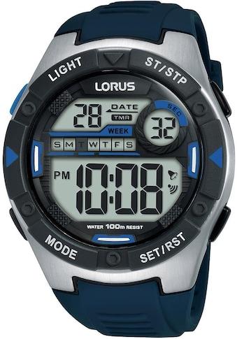 LORUS Chronograph »R2395MX9« kaufen