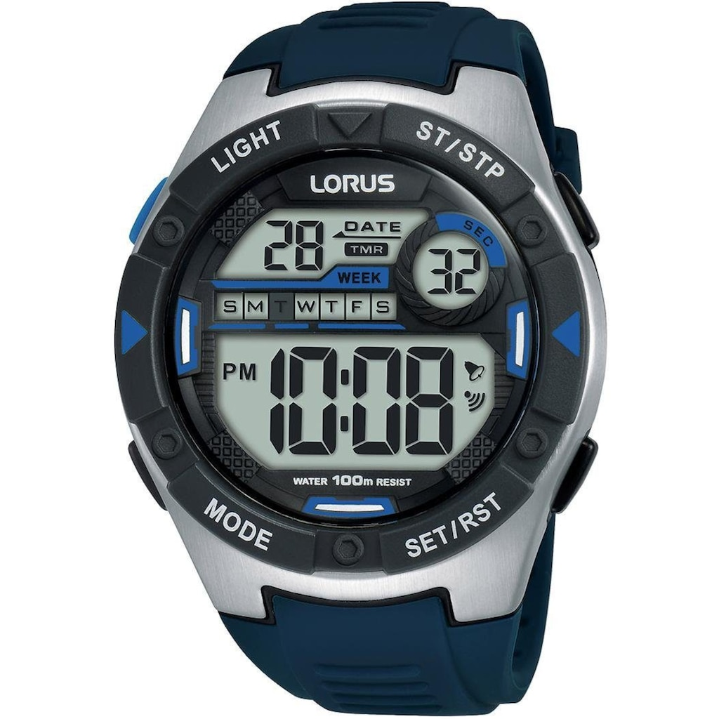 LORUS Chronograph »R2395MX9«