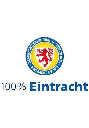 Wall - Art Wandtattoo »Eintracht Braunschweig 100%« (1 Stück) kaufen