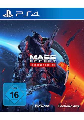 Electronic Arts Spiel »Mass Effect Legendary Edition«, PlayStation 4 kaufen