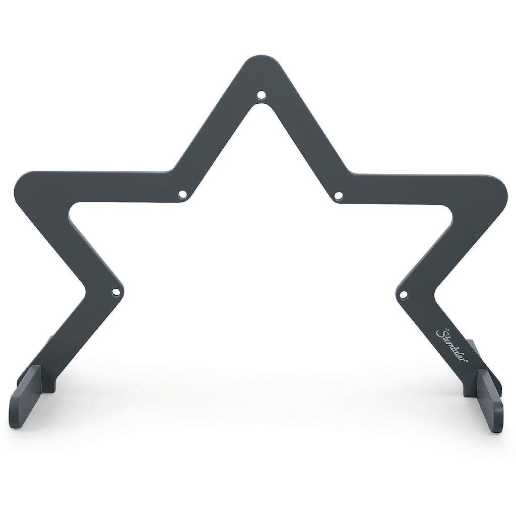 Sterntaler® Spielbogen »Stern, dunkelgrau«, aus Holz; Made in Germany