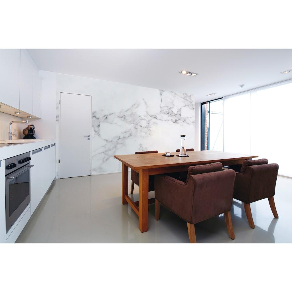 living walls Fototapete »Designwalls White Marble 1«